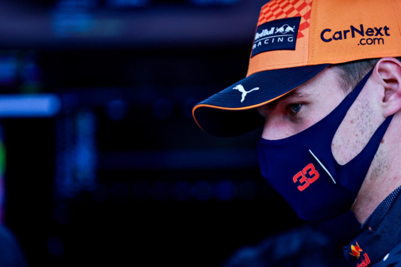 レッドブル・ホンダF1のマックス・フェルスタッペン 「3番手は理想的ではないけど戦う」 / F1ポルトガルGP 予選