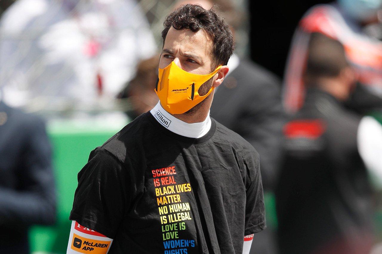 ダニエル・リカルド、9位入賞「昨日の怒りを鎮めることができた」 / マクラーレン F1ポルトガルGP 決勝