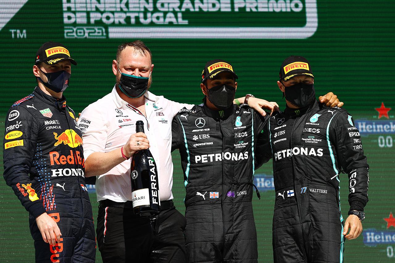 2021年 F1ポルトガルGP 決勝:トップ10 ドライバーコメント
