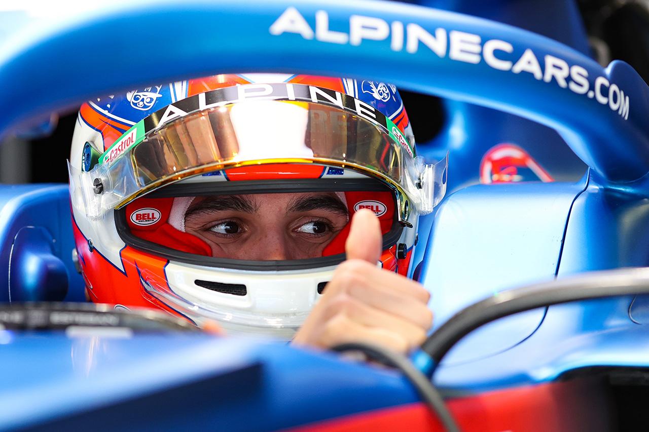 エステバン・オコン 大満足の7位「僕たちの進歩を示している」 / アルピーヌ F1ポルトガルGP 決勝