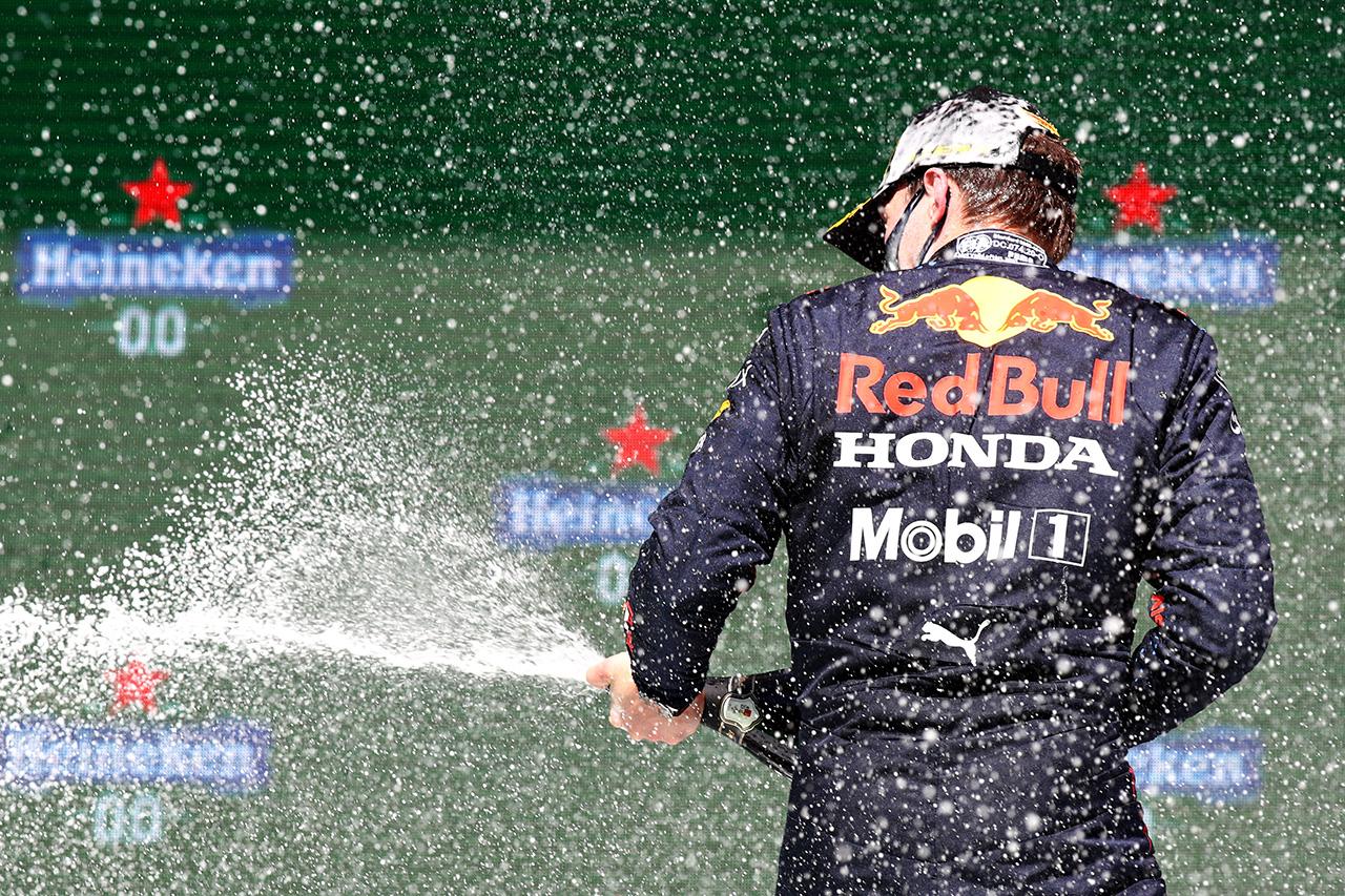 ホンダF1 「今後のタイトル争いに大きな意味がある表彰台」と田辺豊治TD / F1ポルトガルGP 決勝