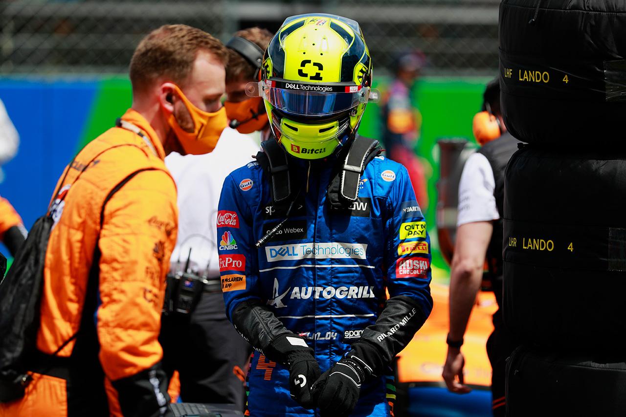 ランド・ノリス、5位入賞 「チーム全体で力強いレースができた」 / マクラーレン F1ポルトガルGP 決勝