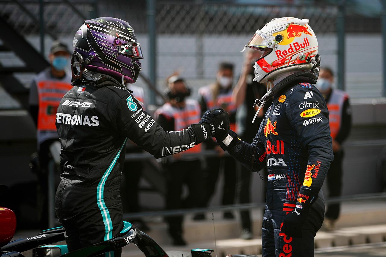 ルイス・ハミルトン、逆転優勝「このようなレースのために生きている」 / メルセデス F1ポルトガルGP 決勝