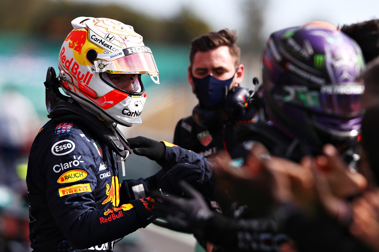 マックス・フェルスタッペン 「メルセデス2台を倒すには十分ではなかった」 / レッドブル・ホンダ F1ポルトガルGP 結果