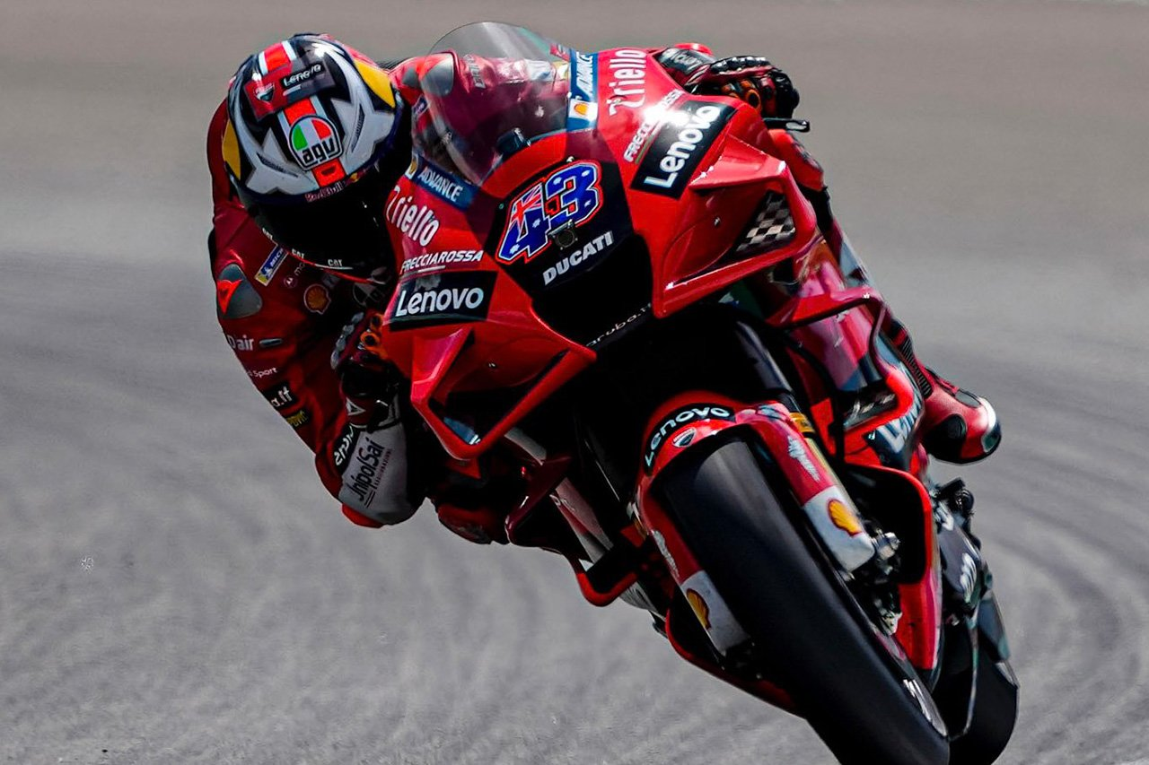 MotoGP スペインGP 結果:ジャック・ミラーが5年ぶりV。中上貴晶4位