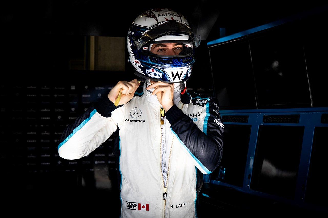 ニコラス・ラティフィ 「僕たちに欠けているものがあるのは間違いない」 / ウィリアムズF1 F1ポルトガルGP 決勝