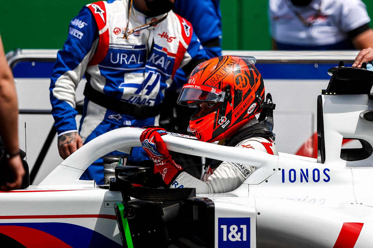 ニキータ・マゼピン 「ラップタイム的にはポジティブなレース」 / ハースF1チーム F1ポルトガルGP 決勝