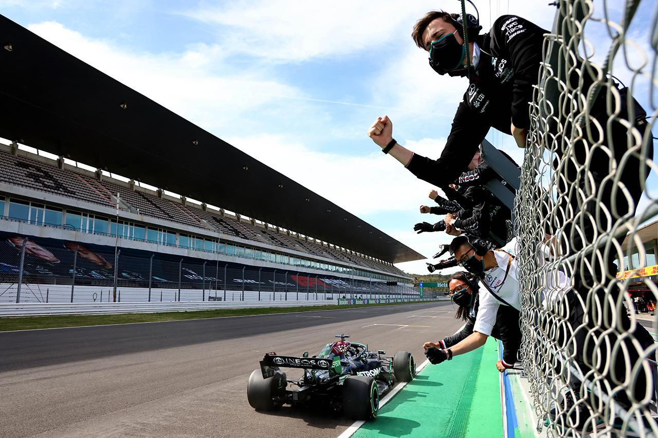 2021年 第3戦 F1ポルトガルGP 決勝:タイヤ戦略解説