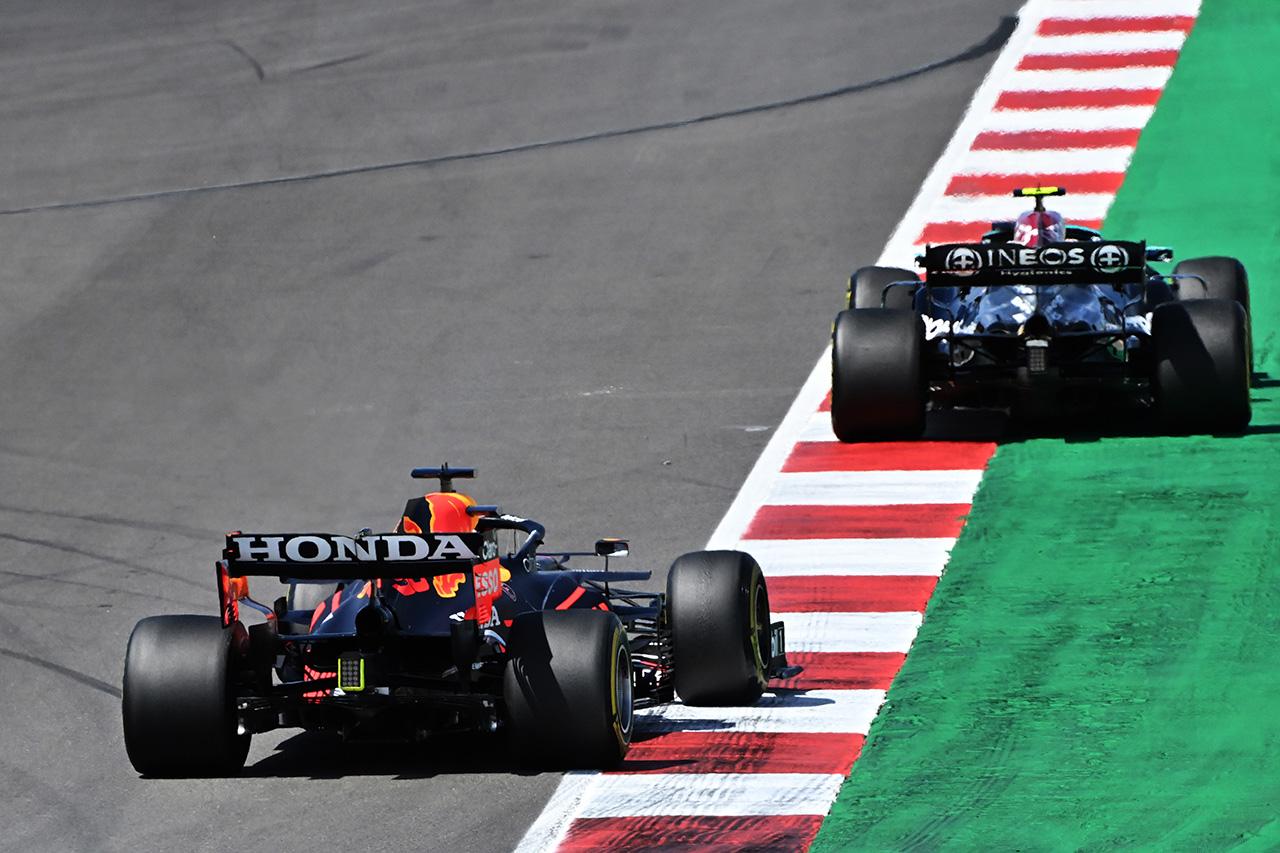 レッドブル・ホンダF1 「タイトル争いはスプリントではなくマラソンになる」 / F1ポルトガルGP 決勝