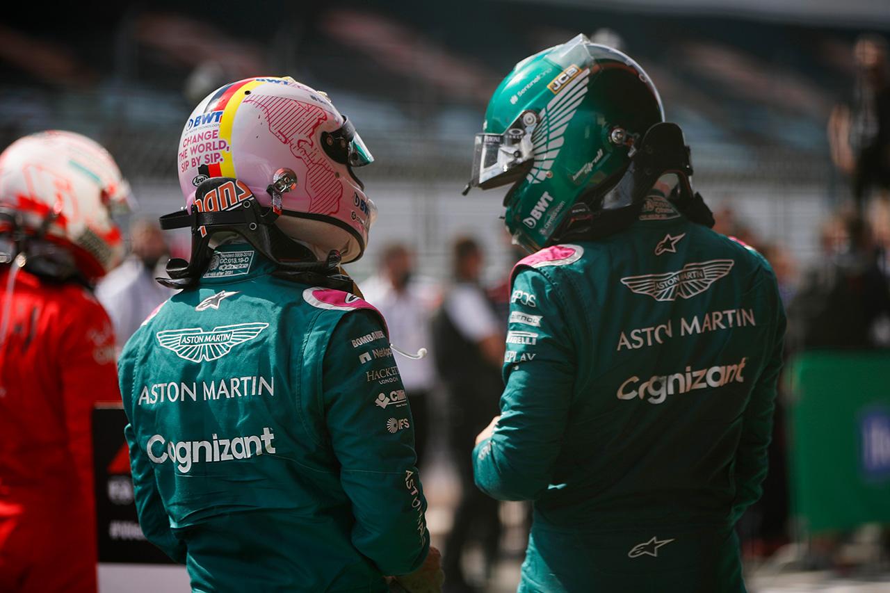「アストンマーティンはストロールの引き立て役でベッテルと契約した」と元F1チーム代表