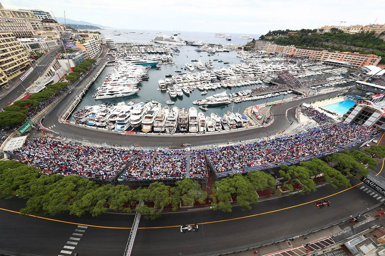 F1モナコGP:1日最大7500人の観客を動員 / 2021年のF1世界選手権