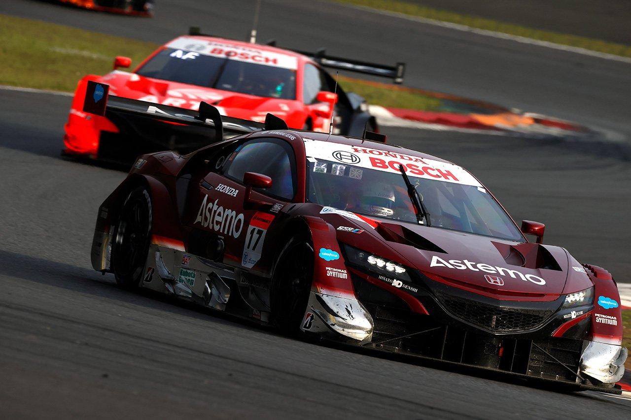 SUPER GT 第2戦 富士:決勝レポート&上位ドライバーコメント