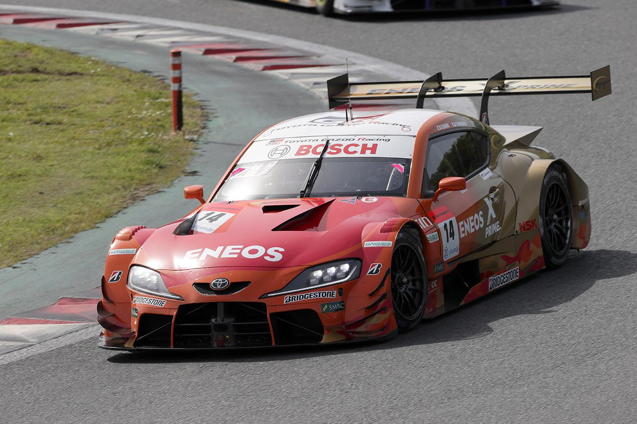トヨタ:2021年 SUPER GT 第2戦 富士 レースレポート
