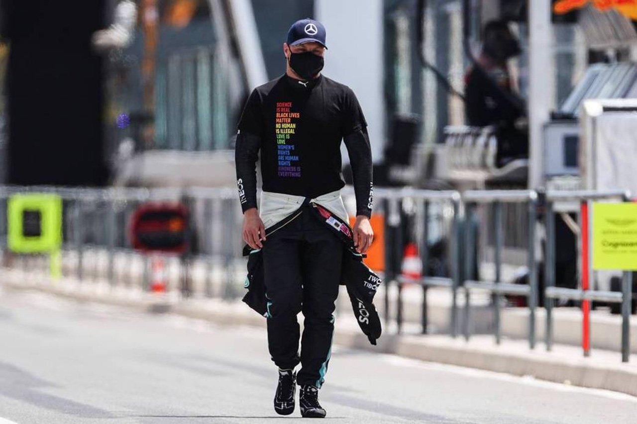 F1噂話:メルセデスF1、シーズン中にボッタスとラッセルを交代?