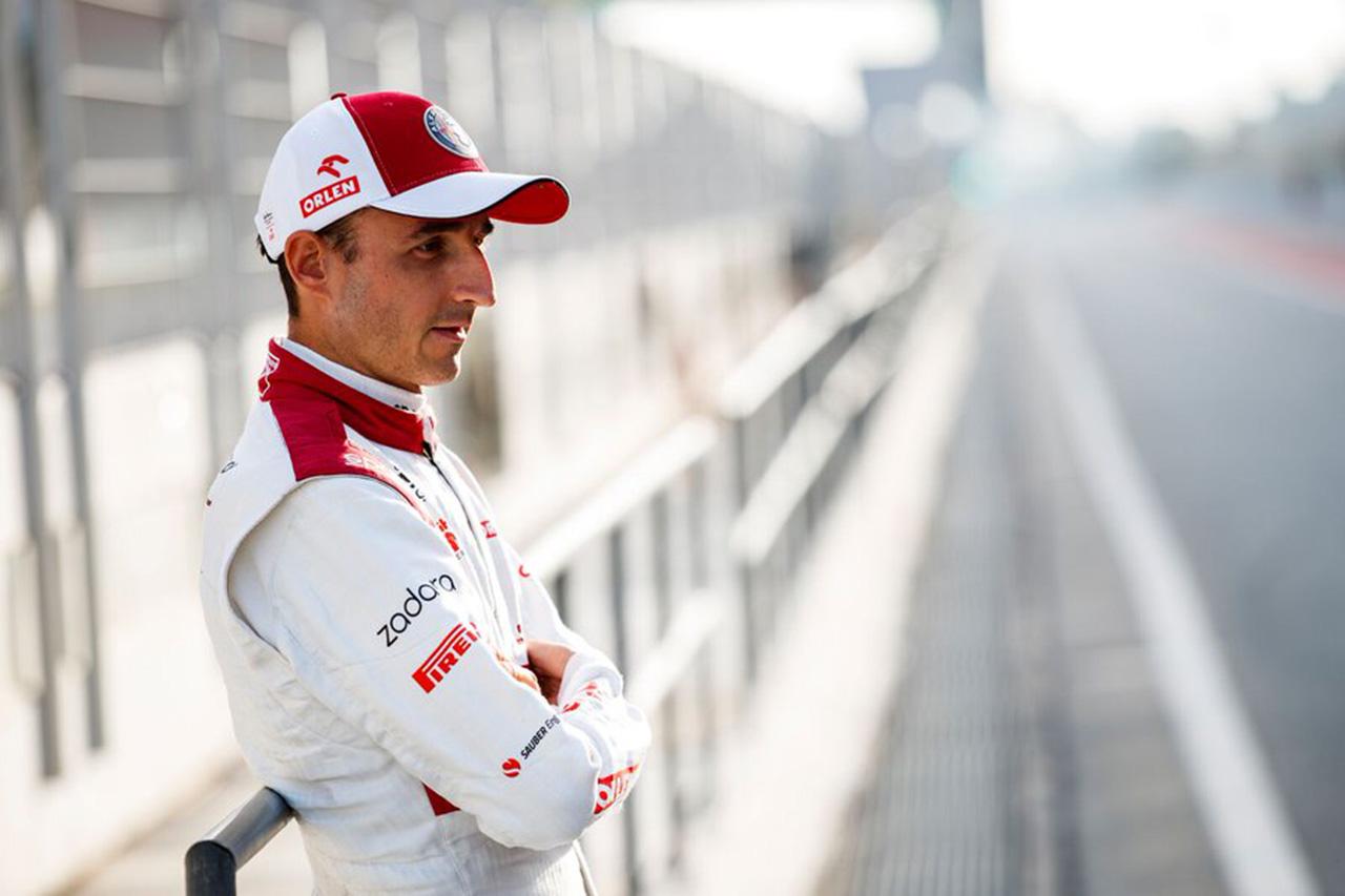 ロバート・クビサ、F1スペインGPのFP1&18インチタイヤのテストを担当 / アルファロメオF1