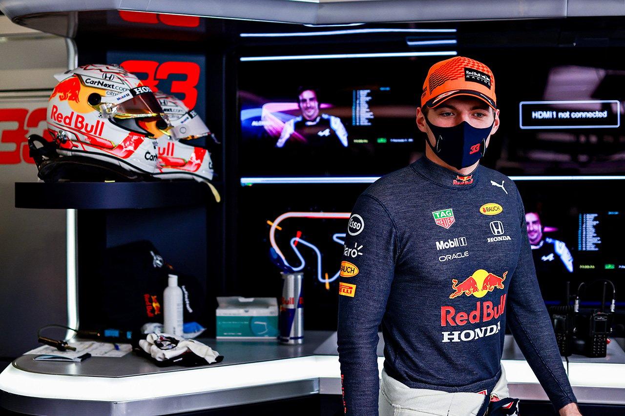 レッドブル・ホンダF1のマックス・フェルスタッペン、100戦目はF1初優勝のバルセロナ「あっという間だった」 / F1スペインGP プレビュー