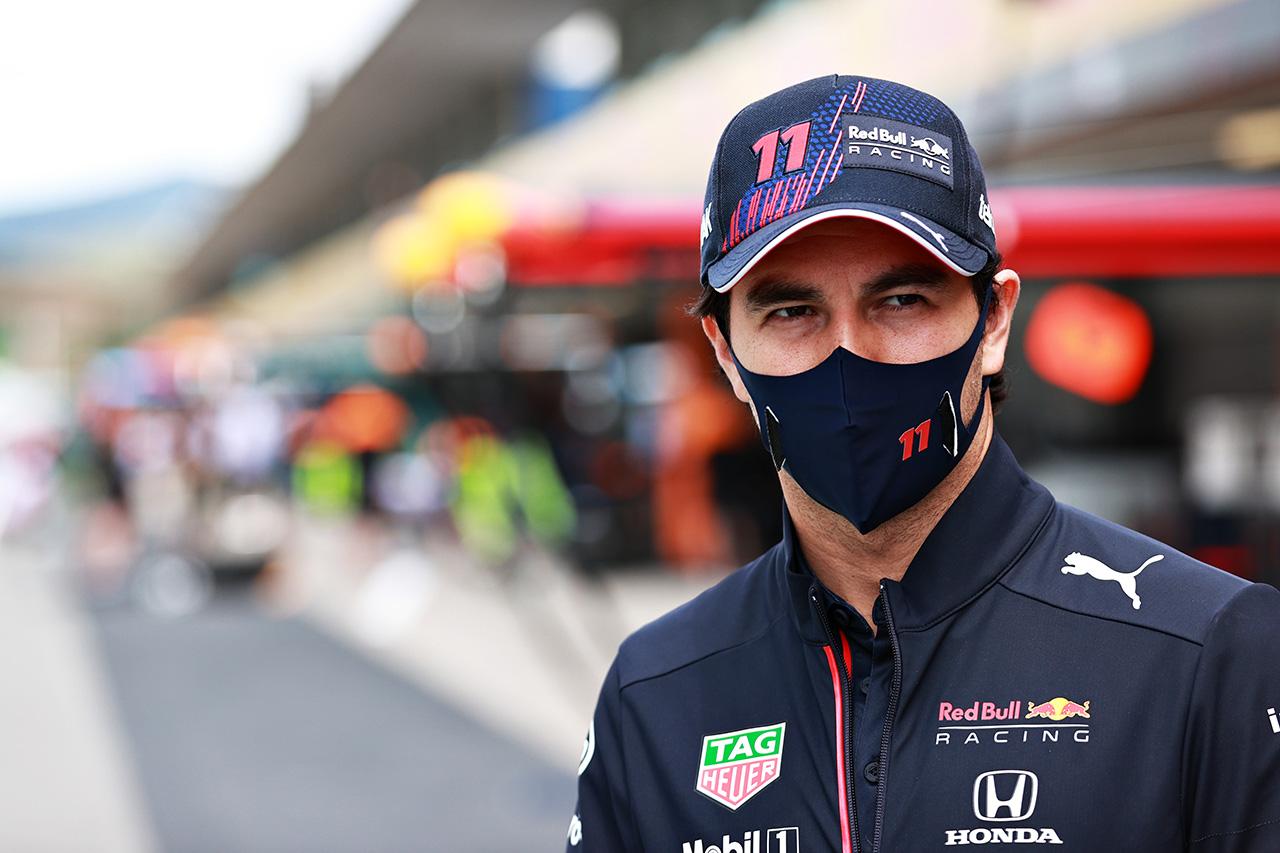 セルジオ・ペレス 「バルセロナはレッドブルとの初表彰台を目指す」 / レッドブル・ホンダ F1スペインGP プレビュー