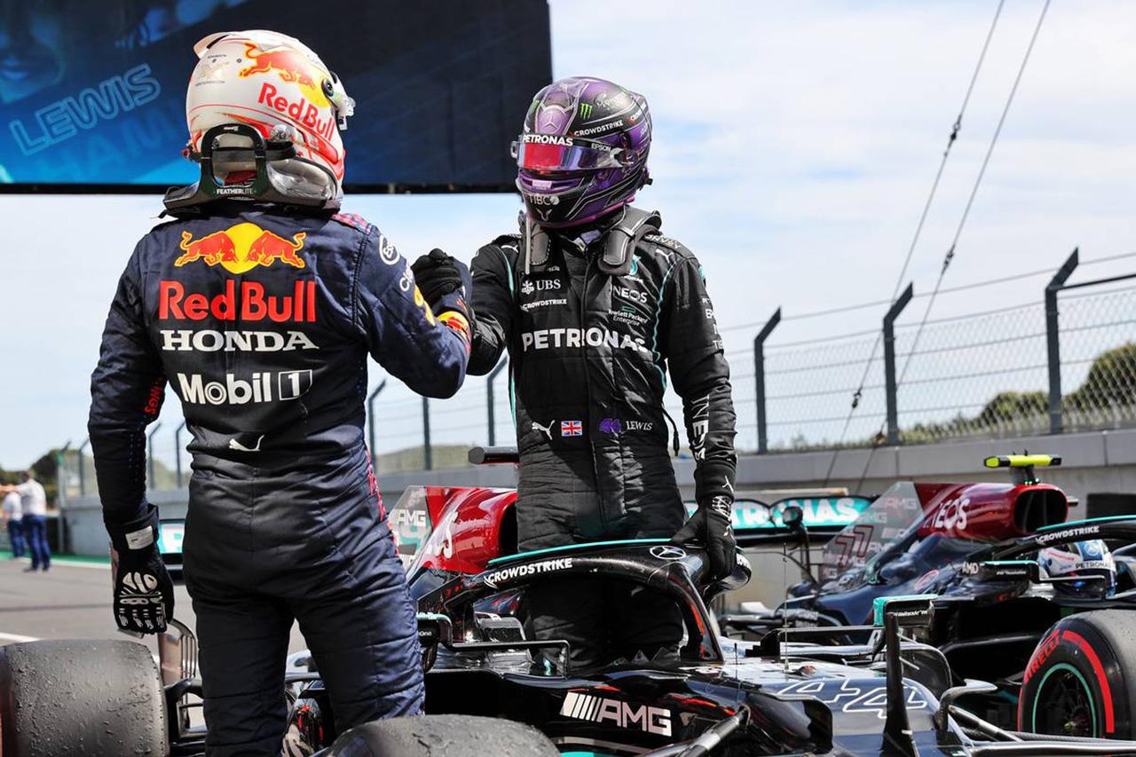 F1:フェルスタッペンvsハミルトン、お互いへの信頼で成り立つ好バトル