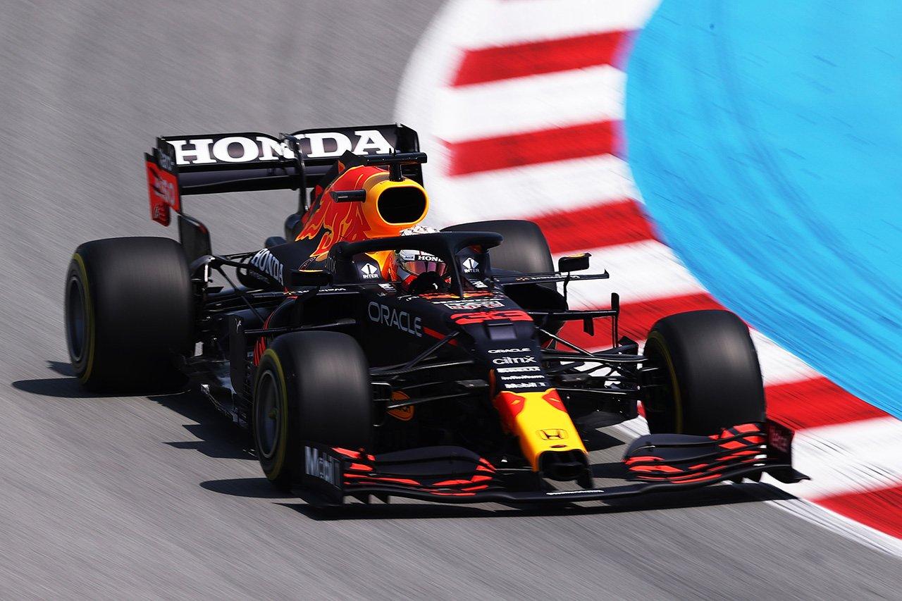 【速報】 F1スペインGP FP2 結果:マックス・フェルスタッペン9番手、角田裕毅は7番手