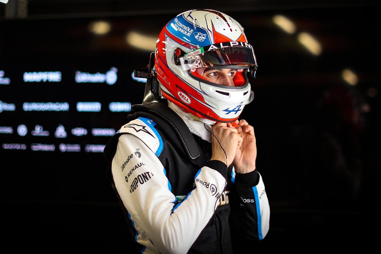 エステバン・オコン 「この良いステップをFP3でも続けたい」 / アルピーヌ F1スペインGP 金曜フリー走行
