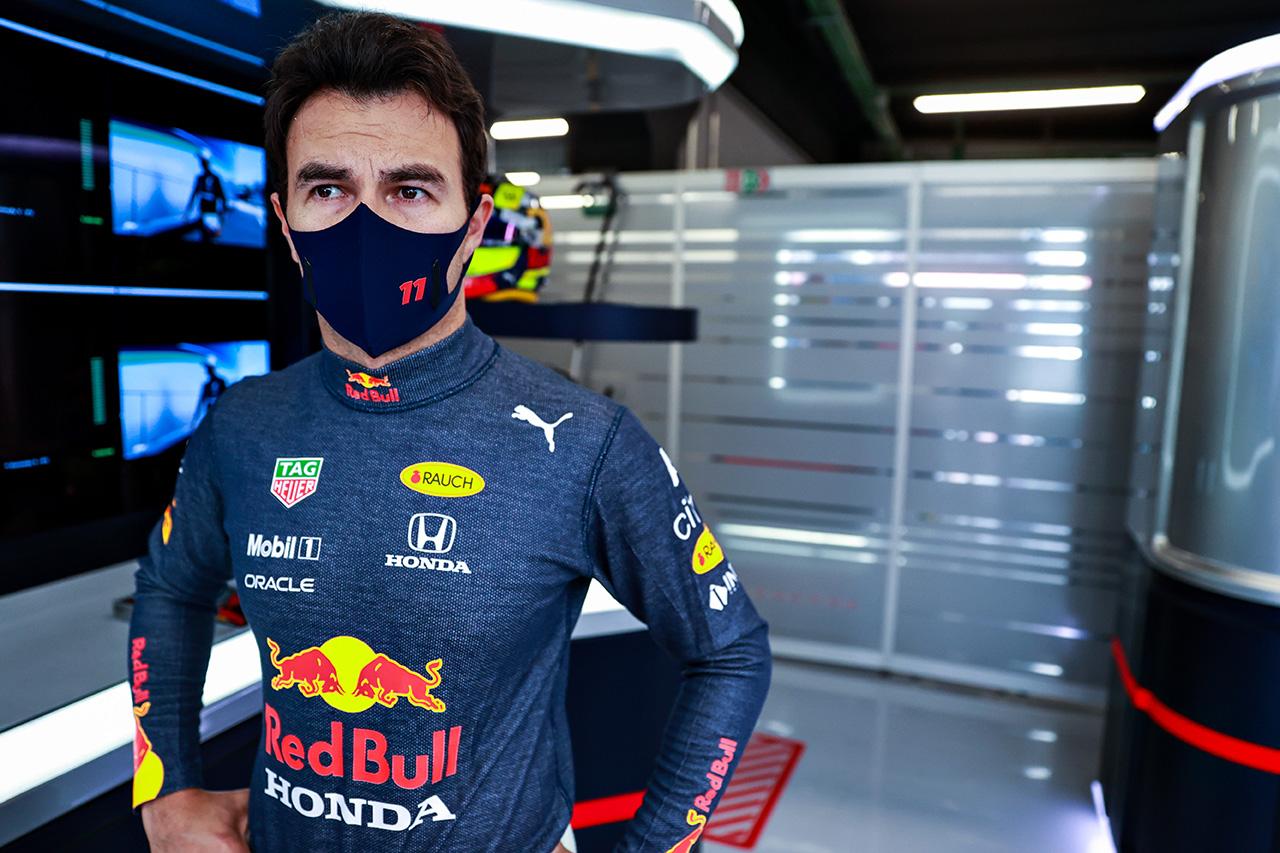 セルジオ・ペレス 「ここは予選が重要。ショートランに改善の余地あり」 / レッドブル・ホンダ F1スペインGP 金曜フリー走行