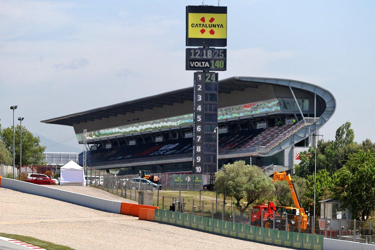 2021年 F1スペインGP フリー走行3回目:速報ツイート&Twitch配信