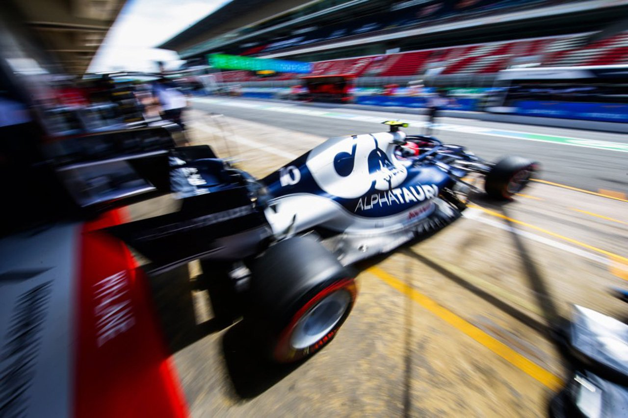 【速報】 F1スペインGP 予選Q1:ホンダF1勢は角田裕毅が敗退