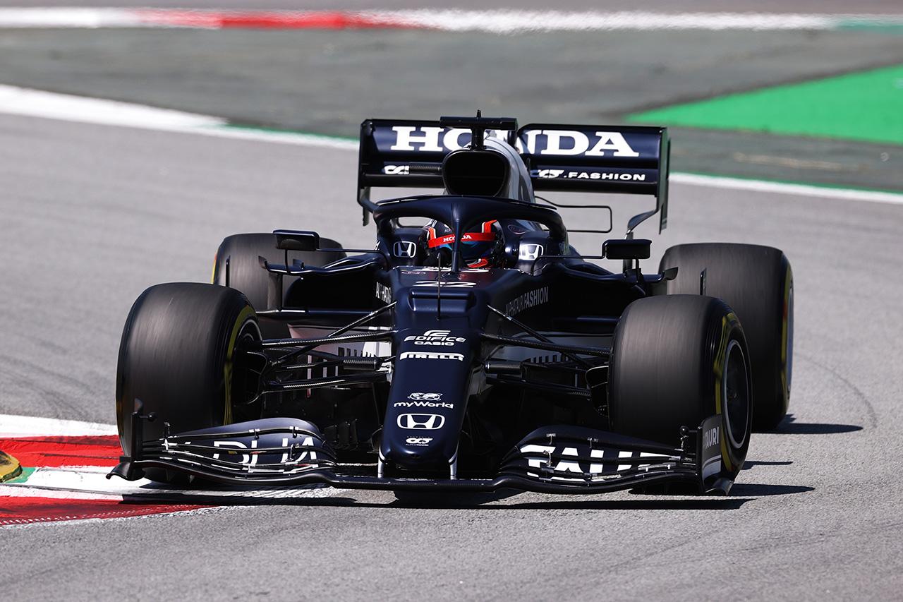 【速報】 F1スペインGP FP3 結果:マックス・フェルスタッペンが最速。角田裕毅は12番手