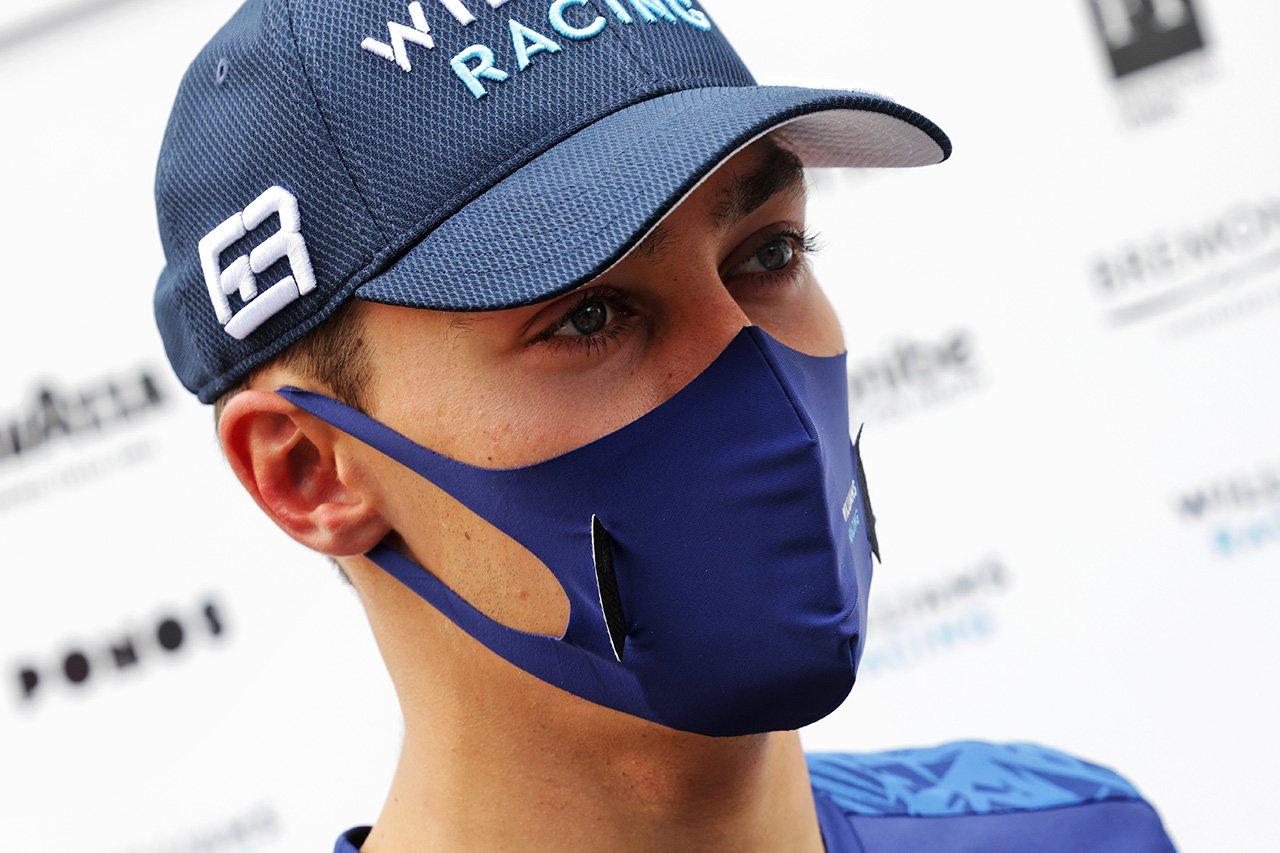 ジョージ・ラッセル 「ターン10は以前よりも良いコーナーになっている」 / ウィリアムズF1 F1スペインGP 金曜フリー走行