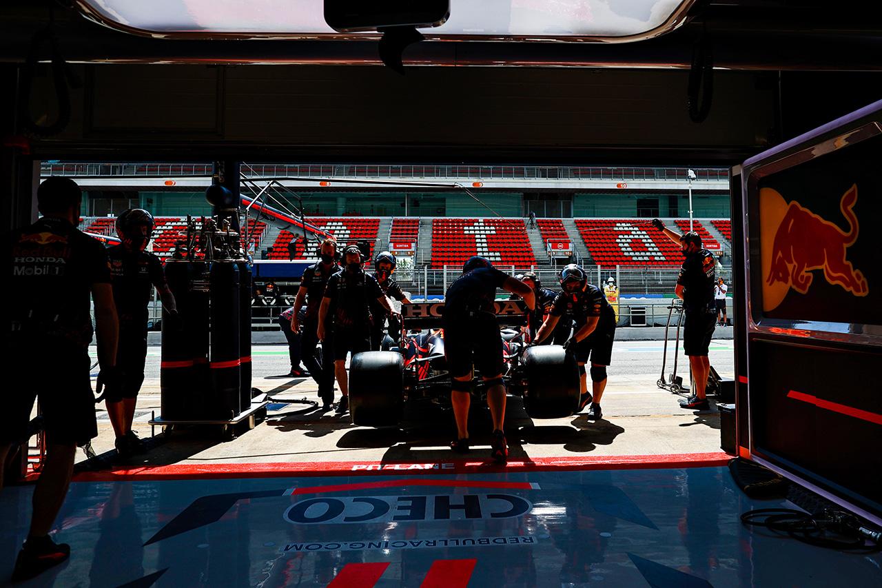 ホンダF1:2021年 第4戦 F1スペインGP 金曜フリー走行レポート