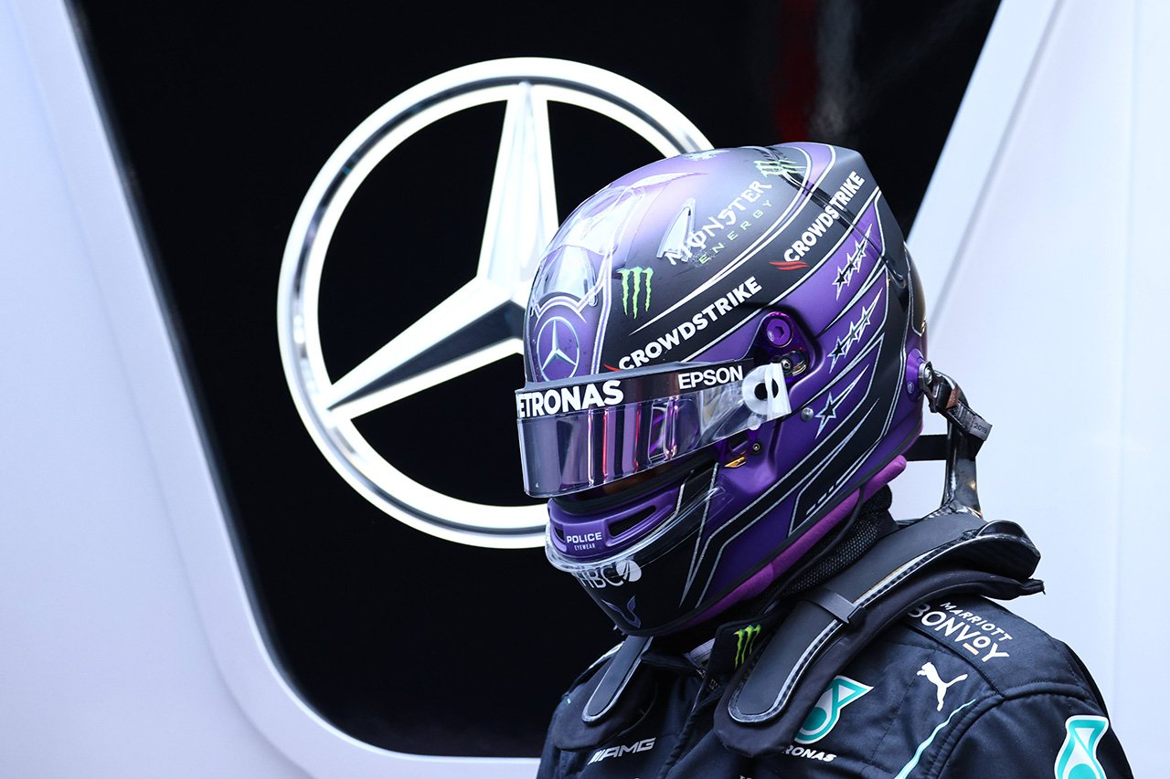 ルイス・ハミルトン 「マシンとバランスの方向性は理解している」 / メルセデス F1スペインGP 金曜フリー走行