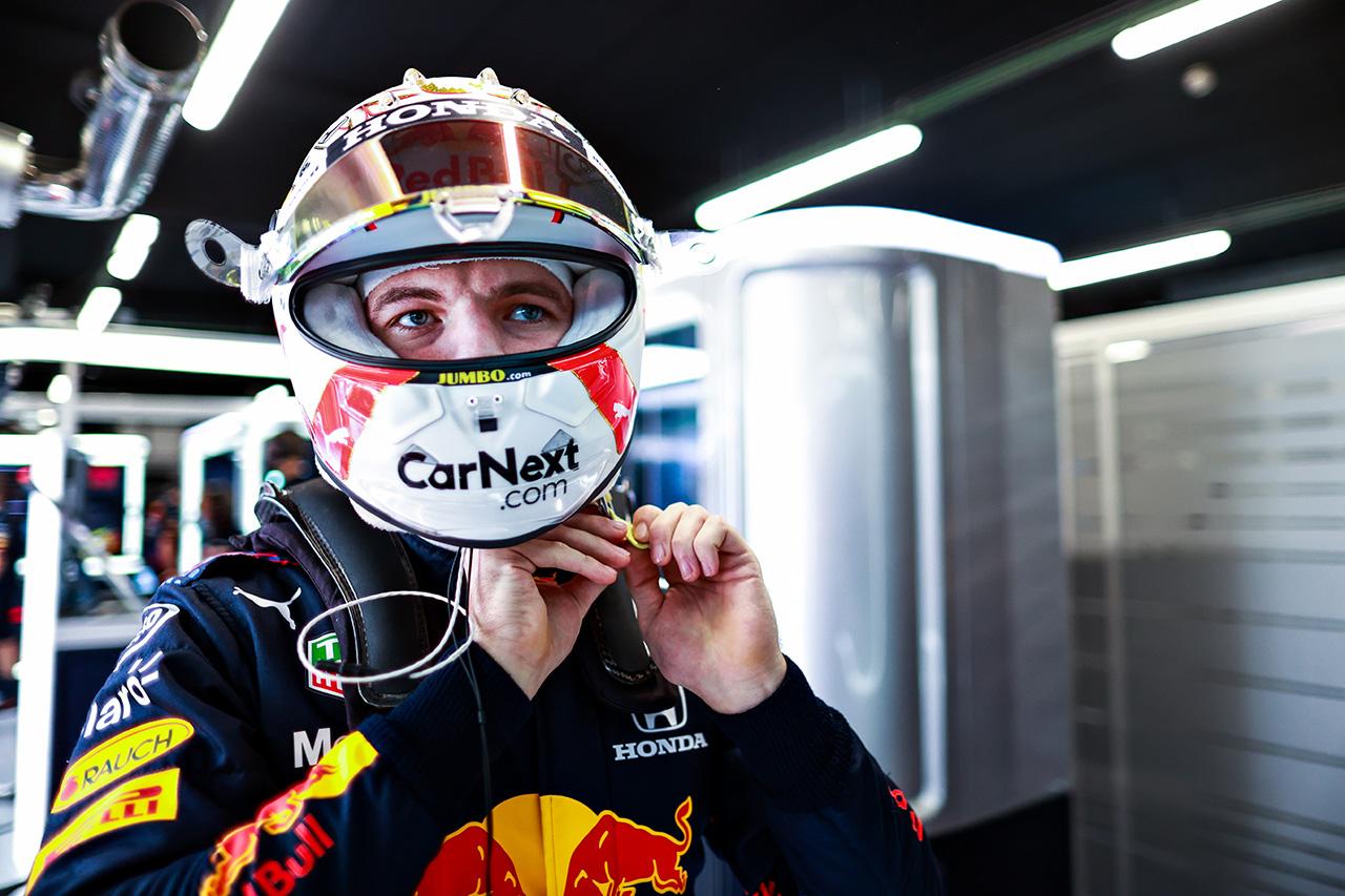 マックス・フェルスタッペン、ミスで9番手も「競争力があると見ている」 / レッドブル・ホンダ F1スペインGP 金曜フリー走行