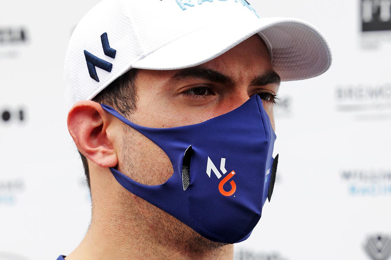 ニコラス・ラティフィ 「ベースセットアップに改善の余地がある」 / ウィリアムズ F1スペインGP 金曜フリー走行