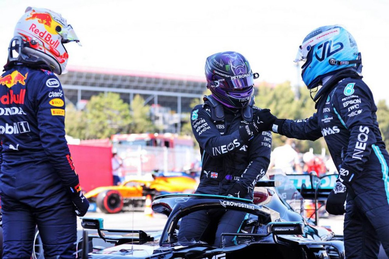 2021年 F1スペインGP 予選:トップ10 ドライバーコメント