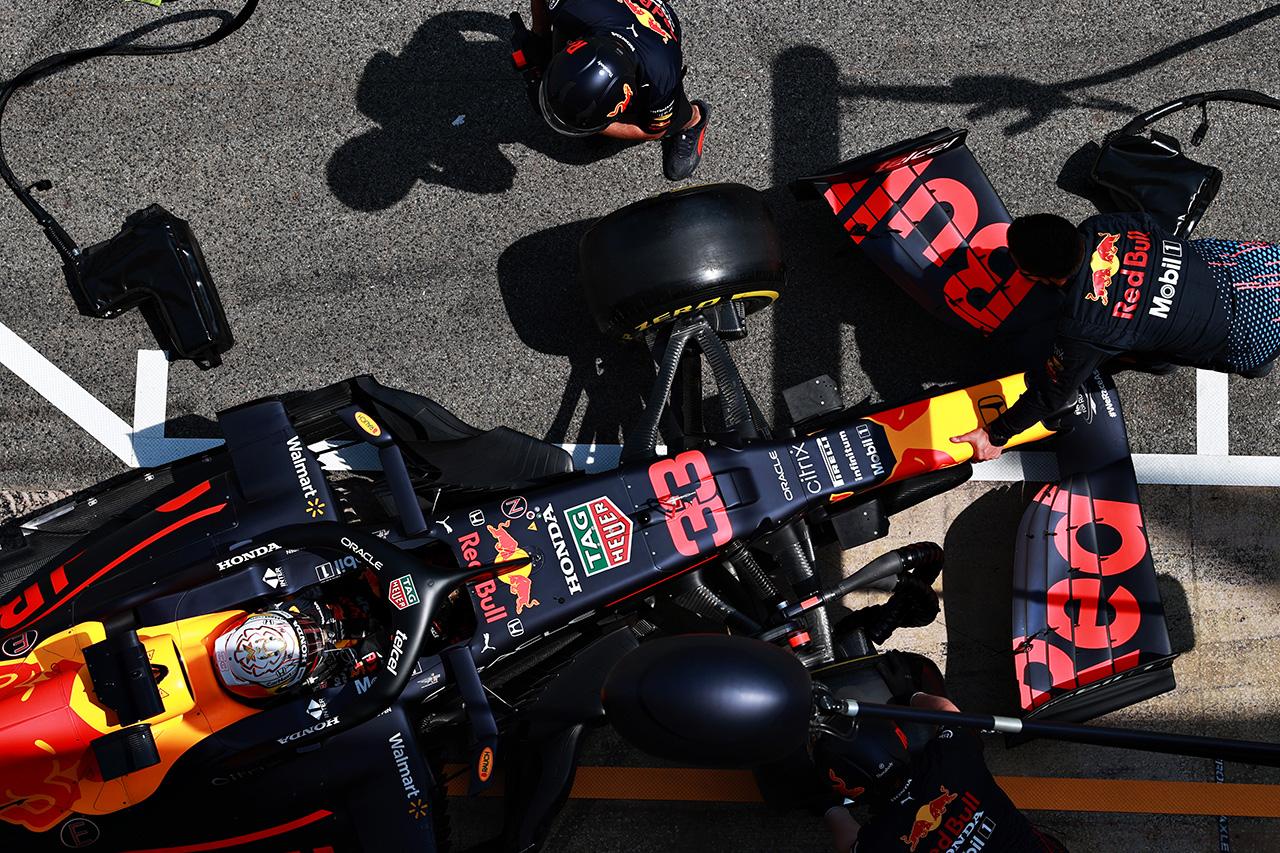 ホンダF1:2021年 第4戦 F1スペインGP 予選レポート