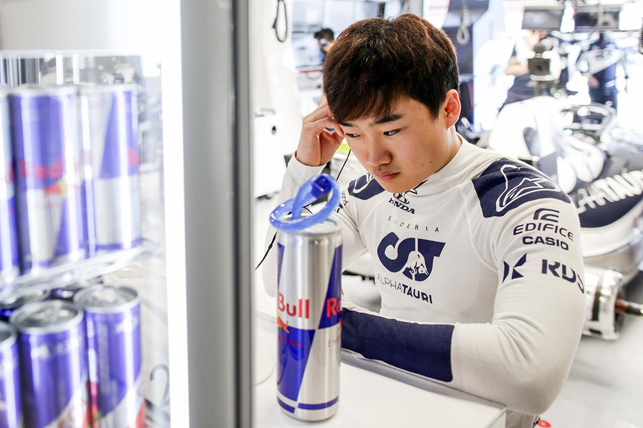 角田裕毅、Q1敗退に「ガスリーと同じマシンなのかちょっと疑問」…無線での暴言に批判の声も / アルファタウリ・ホンダ F1スペインGP 予選
