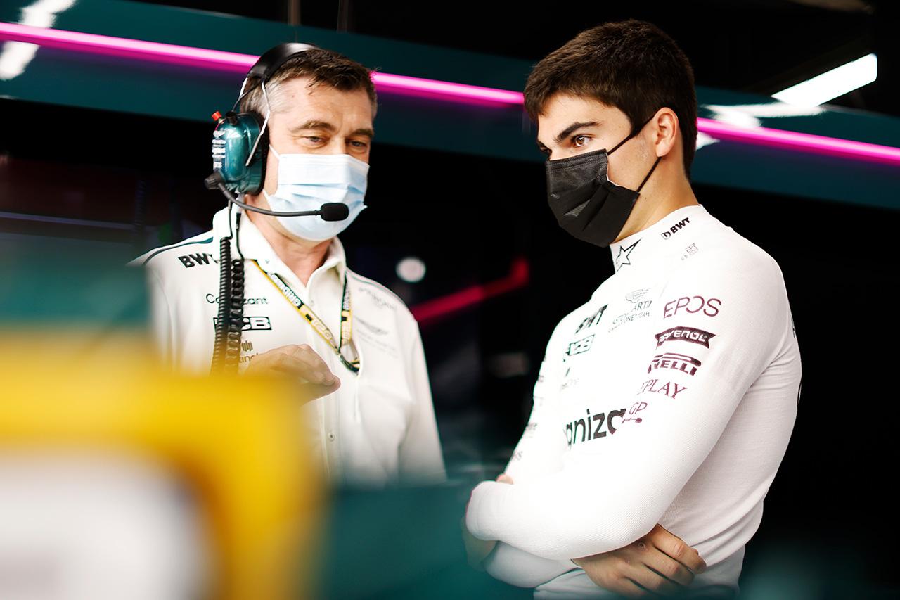 ランス・ストロール 「スタートタイヤを柔軟に選択できるのはポジティブ」 / アストンマーティン F1スペインGP 予選