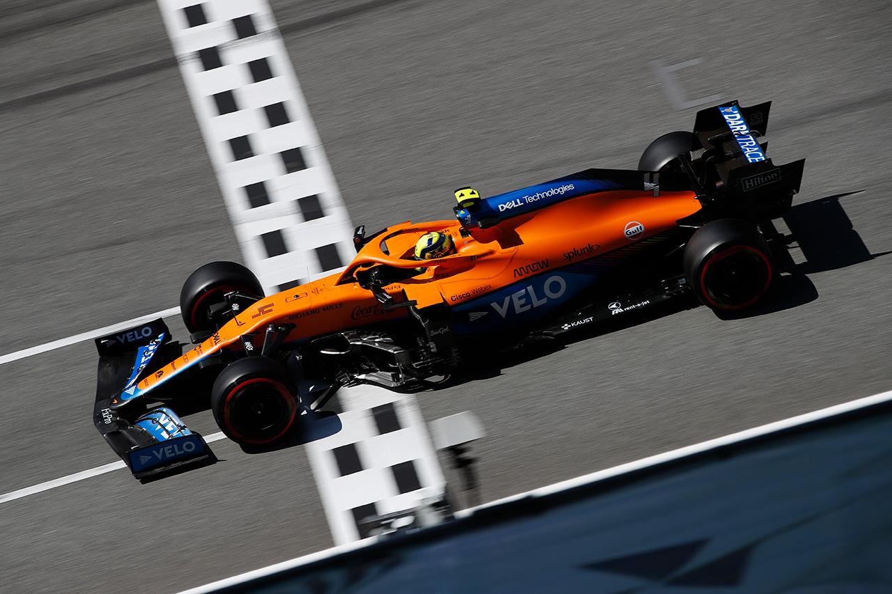 ランド・ノリス 「今日はパーフェクトな予選ではなかった」 / マクラーレン F1スペインGP 予選