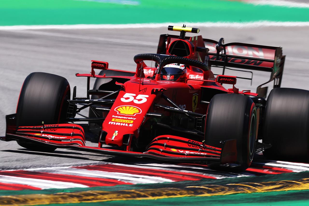 【動画】 2021年 F1スペインGP フリー走行3回目 ハイライト