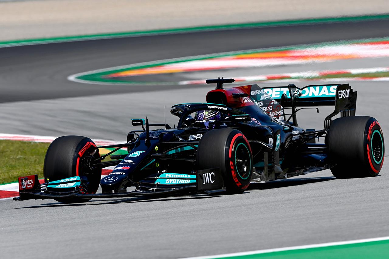 【動画】 2021年 F1スペインGP 予選 ハイライト