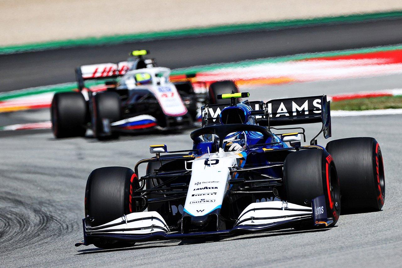 ニコラス・ラティフィ 「トラフィックがあったけど言い訳にはならない」 / ウィリアムズ F1スペインGP 予選