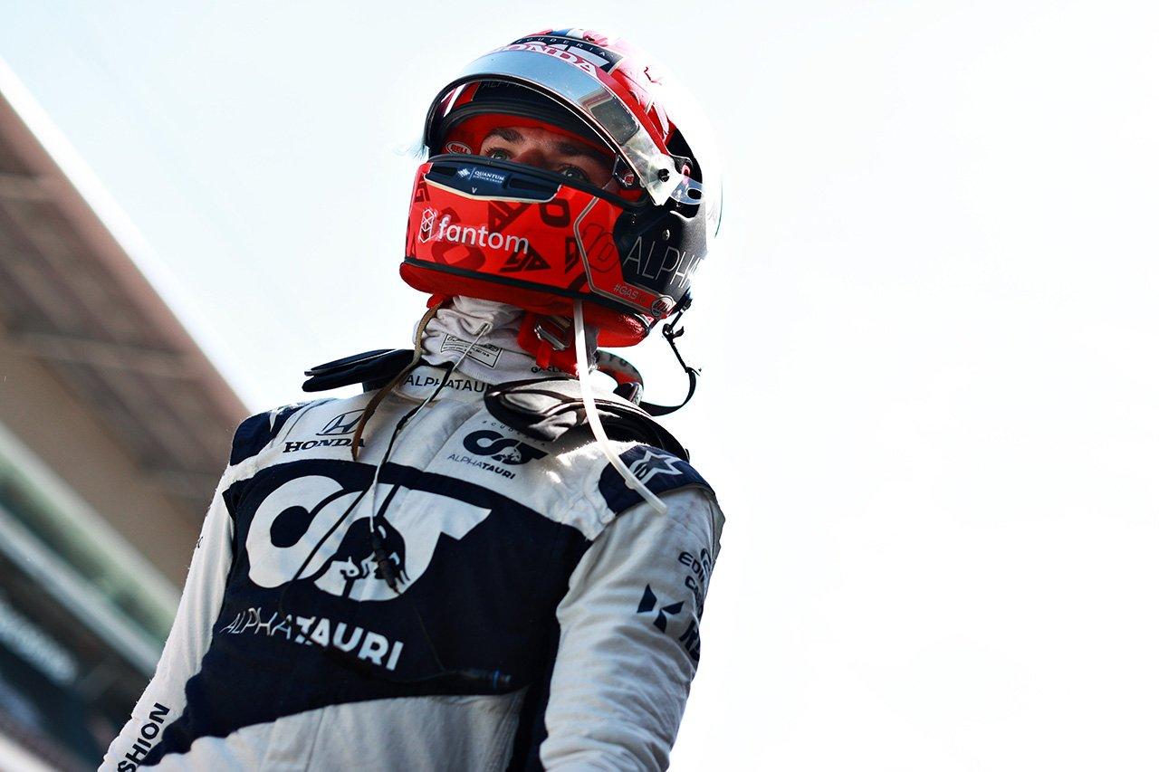 ピエール・ガスリー 、0.02秒差で今季初めてQ3進出を逃す「言葉もない」 / アルファタウリ・ホンダ F1スペインGP 予選