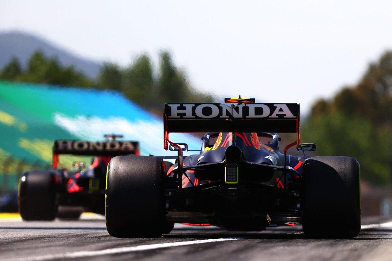 レッドブル・ホンダF1 「バルセロナで10年ぶりの最前列は励みになる結果」 / F1スペインGP 予選