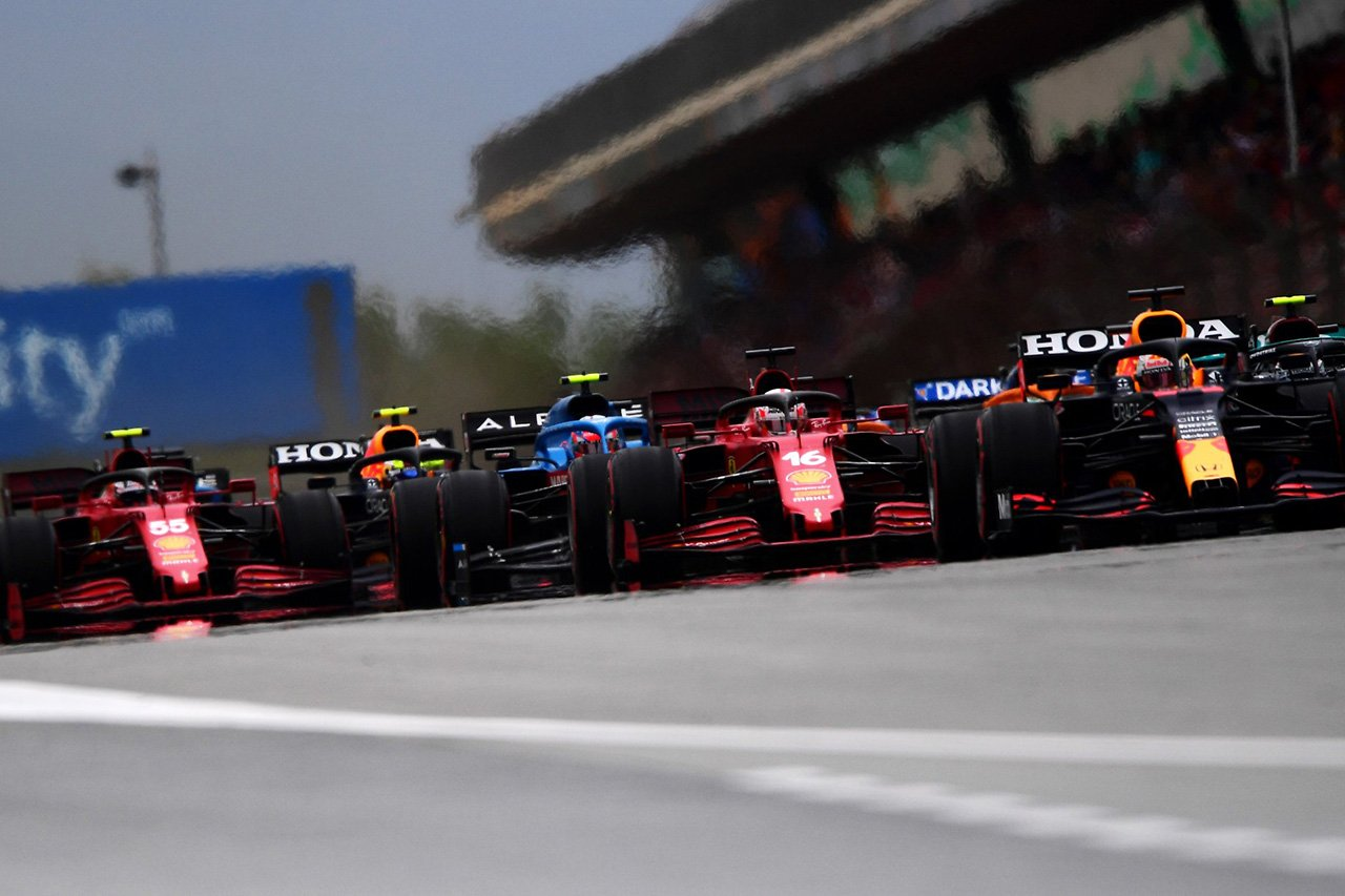 2021年 F1スペインGP 決勝:ドライバーコメント(11位~DNF)