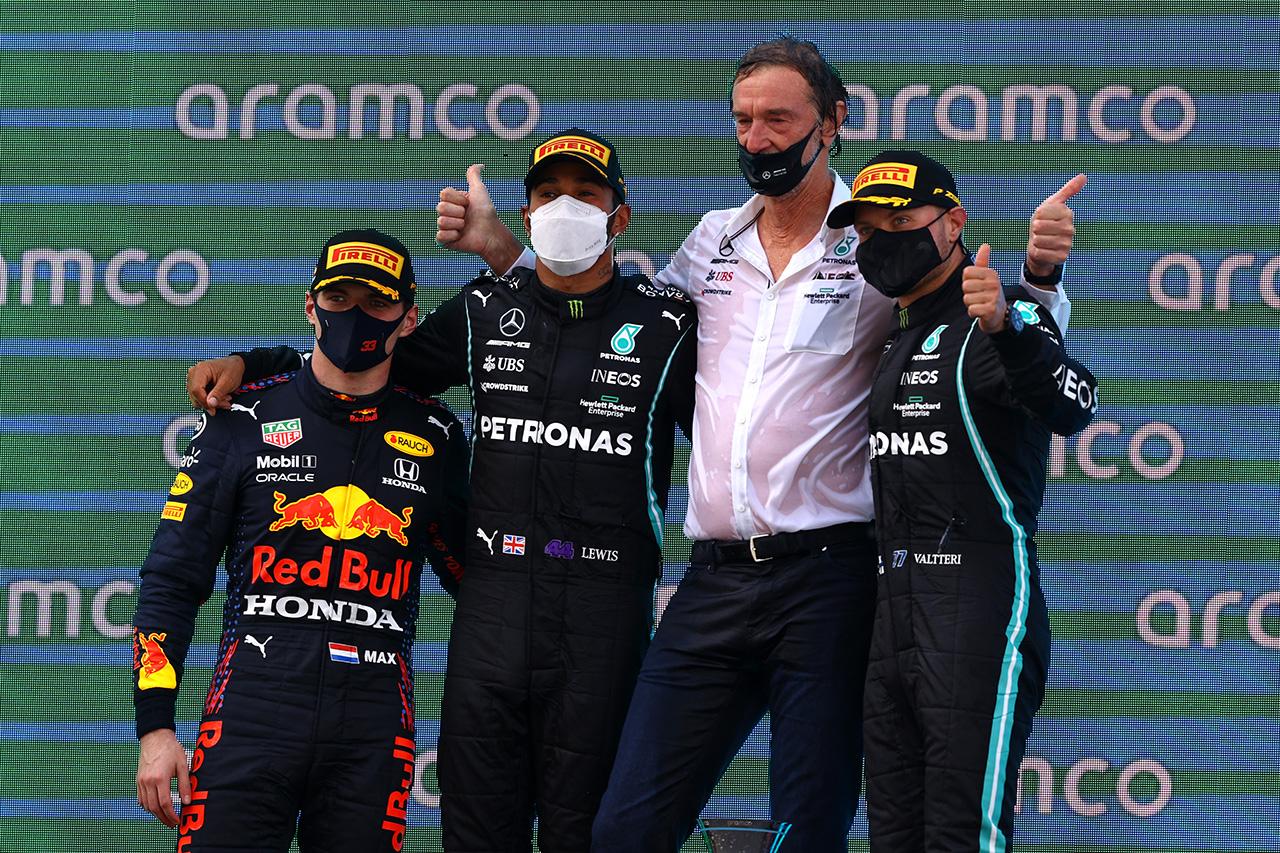 2021年 F1スペインGP 決勝:トップ10 ドライバーコメント