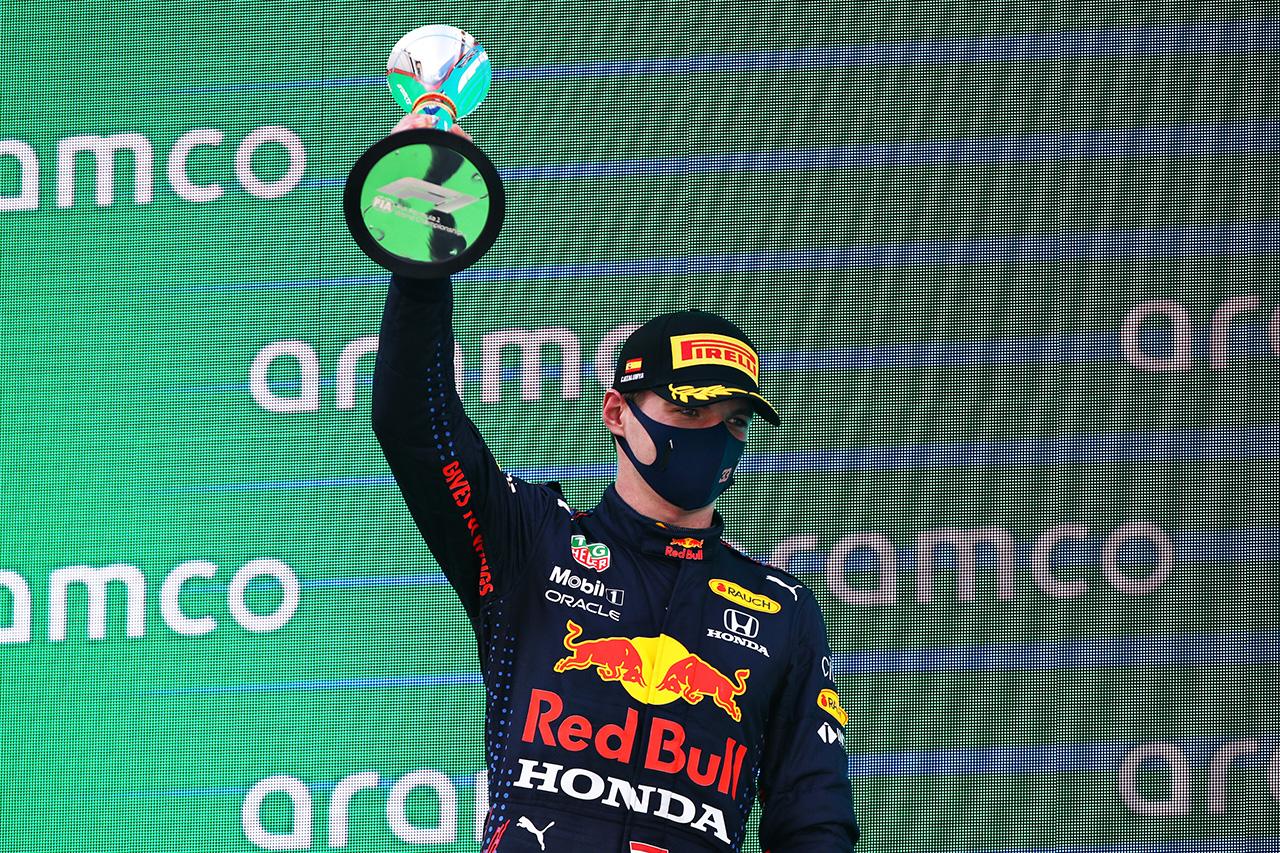 マックス・フェルスタッペン 「2位は最大の結果。メルセデスの方が速かった」  / レッドブル・ホンダ F1スペインGP 決勝