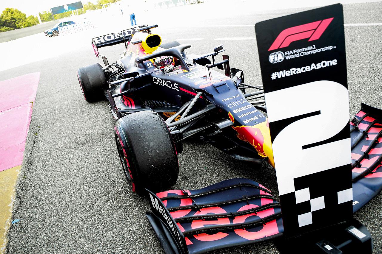 レッドブル・ホンダF1 分析:勝負を決めたミディアムで問われた総合力 / F1スペインGP 決勝