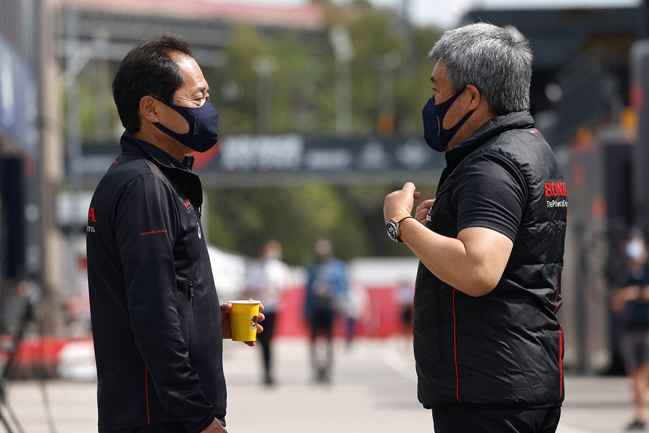ホンダF1 「メルセデスは速さとチームの総合力で我々を上回っていた」と田辺豊治TD / F1スペインGP 決勝