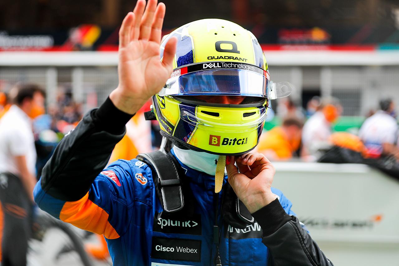 ランド・ノリス 「トラック特性を考えれば8位は上出来」 / マクラーレン F1スペインGP 決勝