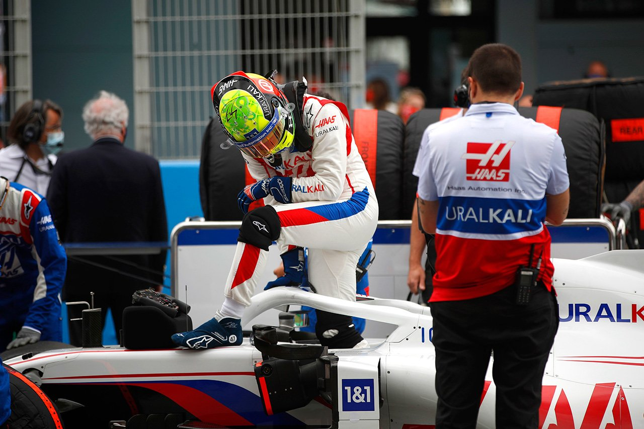 ミック・シューマッハ 「ソフトのリアタイヤにかなり苦しんだ」 / ハースF1チーム F1スペインGP 決勝
